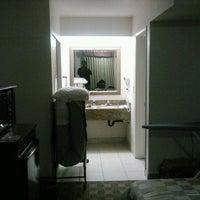 Photo taken at Cortona Inn & Suites by Larry C. on 3/18/2012