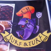 Photo taken at Surf N Turf by Darrin S. on 4/15/2012