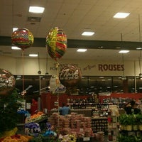Photo taken at Rouses Market by Alfonso H. on 4/24/2012