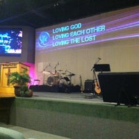 Photo taken at Calvary Chapel by Chachie M. on 9/9/2012