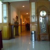 Photo taken at Hotel Grand Setiakawan by Anugra D. on 9/26/2013