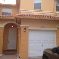 Photo taken at Antilles At Islands Of Doral by Richard R. on 3/11/2013