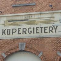 Photo taken at Kopergietery by Natacha S. on 9/28/2016