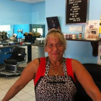 Photo taken at Parkway Barber Shop by Edwin D. on 9/4/2013