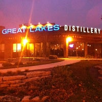 Photo taken at Great Lakes Distillery by Toast M. on 11/7/2012