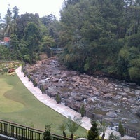 Photo taken at Cimory Mountain View by Rizal H. on 9/30/2012