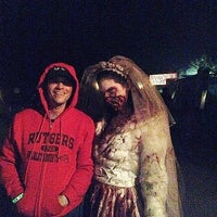 Photo taken at Forest of Fear by Jerry G. on 10/28/2013