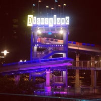 Photo taken at Disneyland Hotel by Christian G. on 1/26/2013