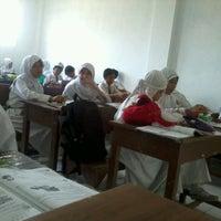 Photo taken at SDI Manaratul Islam by Andi D. on 11/26/2012