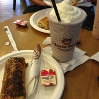 Photo taken at Gloria Jean's Coffees by Donna G. on 3/24/2013