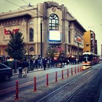 Photo taken at Doktorlar Caddesi by Emrah on 10/24/2012