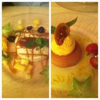 Photo taken at Restaurant du Port de Pully by Gu Sultan 🌙💝🇷🇺🇮🇹 on 9/27/2012