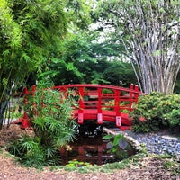 Photo taken at Miami Beach Botanical Garden by Eleanor(wokstar) H. on 6/5/2013