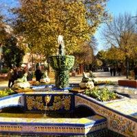Photo taken at Talavera de La Reina by Pepa G. on 12/8/2013