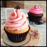 Photo taken at Blue Bird Bake Shop by Cupcake Crusaders on 3/4/2013