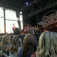 Photo taken at The Grandstand by Abbie S. on 8/16/2016