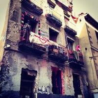 Photo taken at Plaza de Tirso de Molina by Veronika G. on 7/16/2013