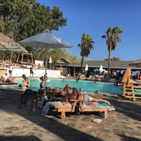 Photo taken at Punda Beach Club by Evi S. on 8/13/2016
