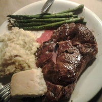 Photo taken at Ted's Montana Grill by kluzter b. on 12/1/2012