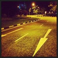 Photo taken at IBM Place 1 @ 7 Changi Business Park by Abdullah W. on 8/2/2013