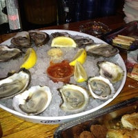 Photo taken at Nate's Seafood & Steakhouse by Jessica F. on 9/29/2012