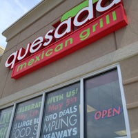 Photo taken at Quesada Mexican Grill by Jeff K. on 5/5/2013