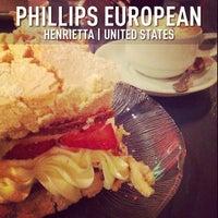 Photo taken at Phillips European by Jennifer C. on 1/13/2013