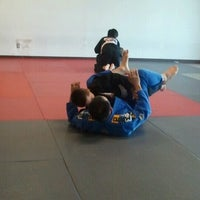 Photo taken at RuffHouse Brazilian Jiu Jitsu by Denise M. on 2/16/2013