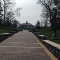 Photo taken at Harrison Hall by Emily A. on 4/18/2014