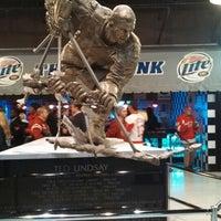 Photo taken at Joe Louis Arena by Brad L. on 11/20/2013