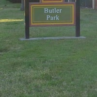 Photo taken at Butler Park by Antonico T. on 4/4/2016