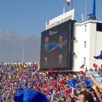 Photo taken at Estadio Nacional Julio Martínez Prádanos by Nervion_Kmiza on 5/5/2013