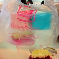 Photo taken at The Cake Box by Maye D. on 9/10/2013