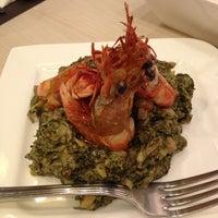 Photo taken at Bonifacio Modern Filipino Cuisine by kristina rae s. on 2/2/2013