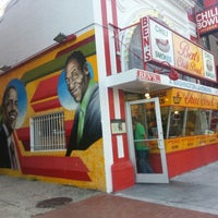Photo taken at Ben's Chili Bowl by Johnny L. on 6/23/2013