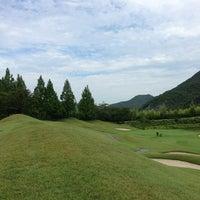 Photo taken at ゴールデンバレーゴルフ倶楽部 by Hideki K. on 8/25/2013