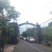 Photo taken at Desa kamasan-Klungkung by Евгений Л. on 1/8/2014