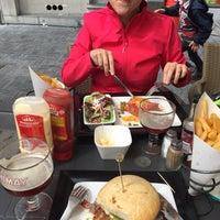 Photo taken at Le Grand Café by jimich on 8/4/2015
