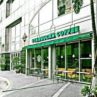 Photo taken at Starbucks by Phum P. on 11/21/2012