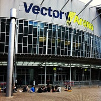 Photo taken at Vector Arena by Fareeq A. on 11/6/2012