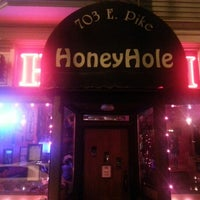 Photo taken at Honeyhole by Alec K. on 2/13/2013