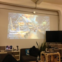 Photo taken at GroupMe HQ by Steve C. on 12/7/2012