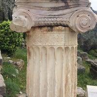 Photo taken at Temple of Apollo by Katerina K. on 4/4/2016