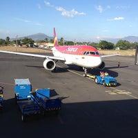 Photo taken at Aeropuerto Internacional Camilo Daza (CUC) by Still M. on 10/7/2012