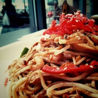Photo taken at Wagamama by Davide C. on 3/8/2013