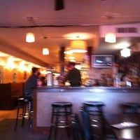 Photo taken at Slice Pizzeria by Fred D. on 12/22/2012