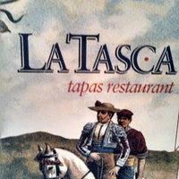 Photo taken at La Tasca Restaurant by Keith C. on 5/12/2013