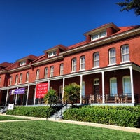 Photo taken at The Walt Disney Family Museum by Caryn B. on 4/10/2013