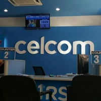 Photo taken at Celcom Ipoh Branch by Wan Hazammy W. on 3/3/2016