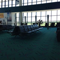 Photo taken at Bishop International Airport (FNT) by Troy M. on 6/3/2013